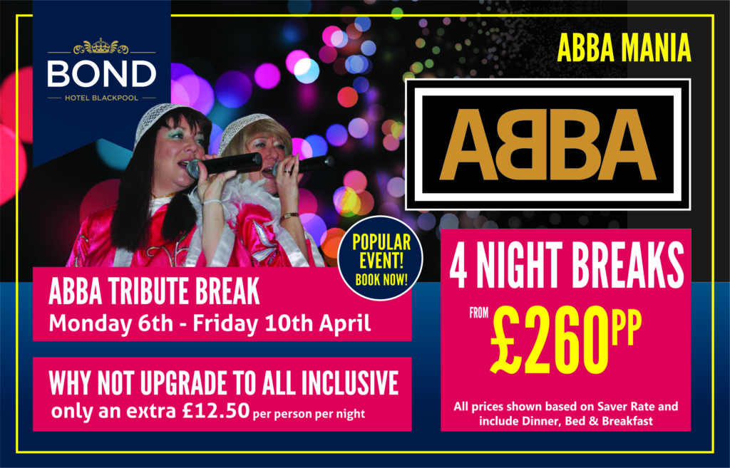 Abba Break | April 2020