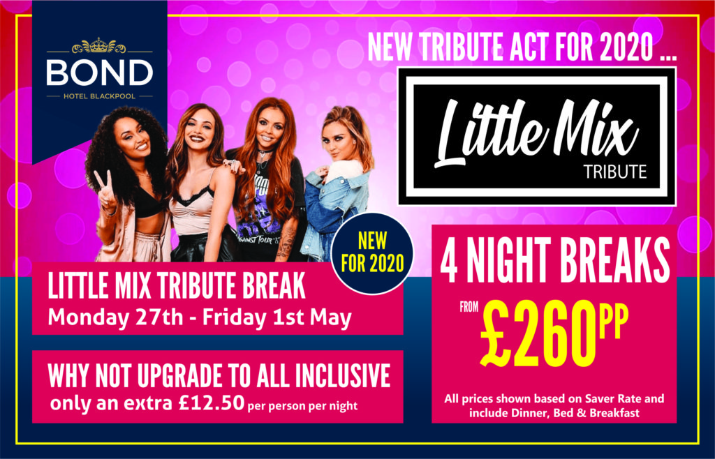 Little Mix Tribute April 2020